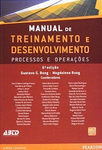 Manual De Treinamento E Desenvolvimento - Processos E Operações