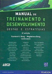 Manual De Treinamento E Desenvolvimento - Gestão E Estratégias
