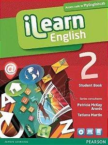 Ilearn English 2 - Student Book + Workbook + Multi-Rom + Reader + Myenglishlab