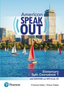Speakout - American - Elementary - Split Coursebook 1 With Dvd-Rom And Mp3 Audio Cd