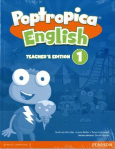 Poptropica English 1 - Teacher'S Edition - American Edition - Online World Access Card Pack