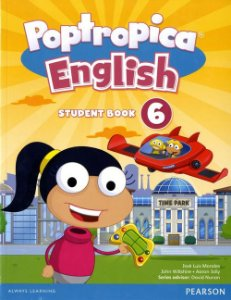 Poptropica English 6 - Student Book - American Edition - Online World Access Card Pack