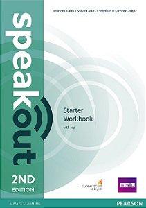 Speakout - Starter Workbook With Key (British English)