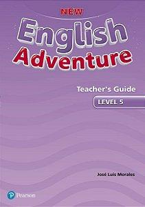New English Adventure 5 - Teacher'S Guide