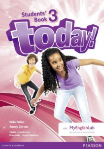 Today! 3 - Students' Book And Myenglishlab Pack