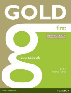 Gold - First - Coursebook