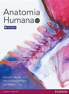 Anatomia Humana Com Myhealthlab