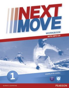 Next Move 1 - Workbook With Mp3 Cd Pack
