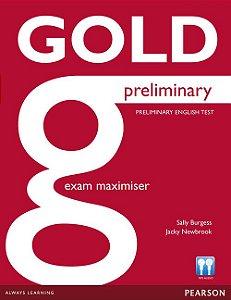 Gold - Preliminary - Exam Maximiser Without Key