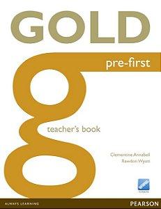 Gold - Pre-First - Teacher'S Book