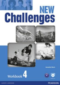 New Challenges 4 - Workbook And Audio Cd Pack