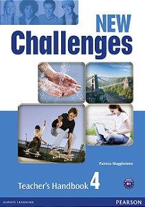 New Challenges 4 - Teacher'S Handbook With Multi-Rom