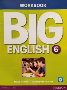 Big English 6 - Workbook With Audio Cd