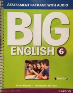 Big English 6 - Assessment Package With Audio