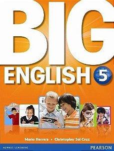 Big English 5 - Student Book With Myenglishlab