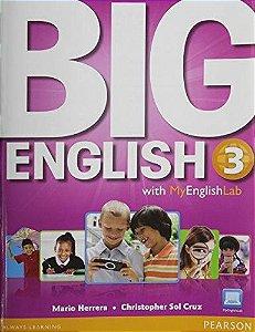 Big English 3 - Student Book With Myenglishlab