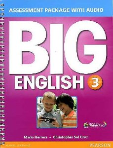Big English 3 - Assessment Package With Audio