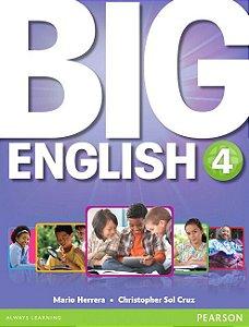 Big English 4 - Teacher's Edition
