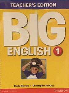 Big English 1 - Teacher'S Edition