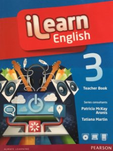 Ilearn English 3 - Teacher Book + Multi-Rom + Reader