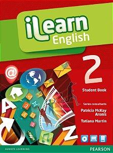 Ilearn English 2 - Student Book + Workbook + Multi-Rom + Reader