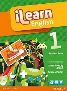 Ilearn English 1 - Student Book + Workbook + Multi-Rom + Reader