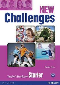 New Challenges - Starter - Teacher'S Handbook