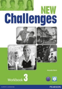 New Challenges 3 - Workbook And Audio Cd Pack