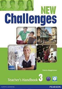 New Challenges 3 - Teacher'S Handbook & Multi-Rom Pack