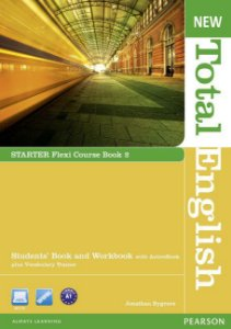 New Total English - Starter - Flexi Course Book 2 - Students' Book And Workbook With Activebook