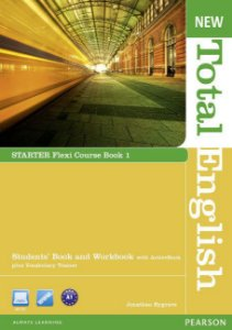 New Total English - Starter - Flexi Course Book 1 - Students' Book And Workbook With Activebook