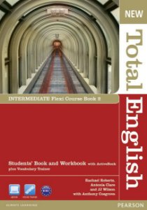 New Total English - Intermediate - Flexi Course Book 2 - Students' Book And Workbook With Activebook
