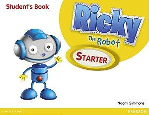 Ricky The Robot - Starter - Student'S Book