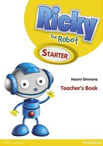 Ricky The Robot - Starter - Teacher'S Book