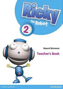 Ricky The Robot 2 - Teacher'S Book