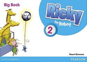 Ricky The Robot 2 - Big Book