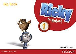 Ricky The Robot 1 - Big Book