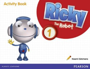 Ricky The Robot 1 - Activity Book