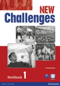 New Challenges 1 - Workbook & Audio Cd Pack