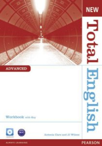 New Total English - Advanced - Workbook With Key And Audio Cd Pack