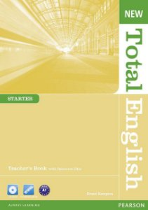 New Total English - Starter - Teacher'S Book With Resource Disc