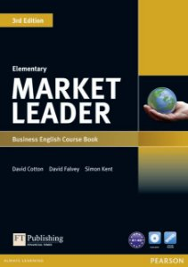 Market Leader - Elementary - Business English Course Book