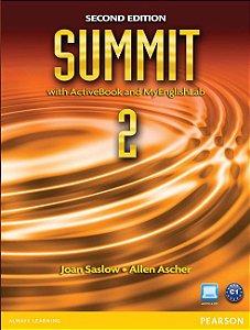 Summit 2 - With Activebook And Myenglishlab