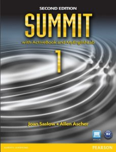 Summit 1 - With Activebook And Myenglishlab