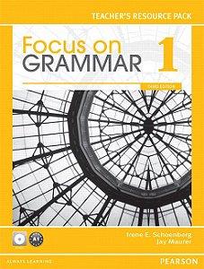 Focus On Grammar 1 - Teacher'S Resource Pack