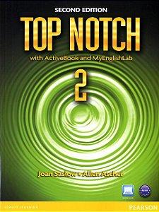 Top Notch 2 - With Activebook And Myenglishlab