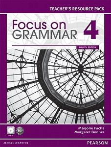 Focus On Grammar 4 - Teacher'S Resource Pack