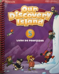 Our Discovery Island 5 - Livro Do Professor (Em Português) + Workbook + Multi-Rom + Online World