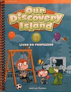 Our Discovery Island 1 - Livro Do Professor + Workbook + Multi-Rom + Online World