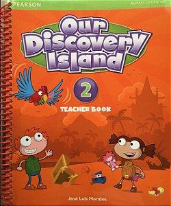 Our Discovery Island 2 - Teacher Book + Workbook + Multi-Rom + Online World